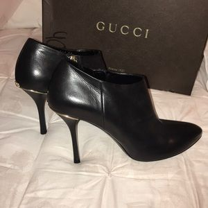 New Gucci booties